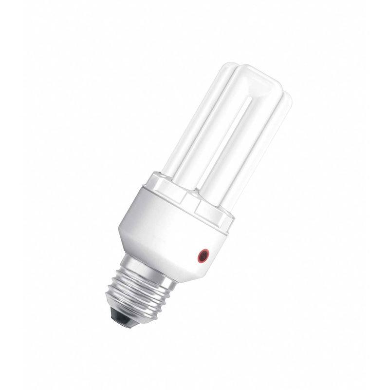 Sparepærer med lyssensor E27