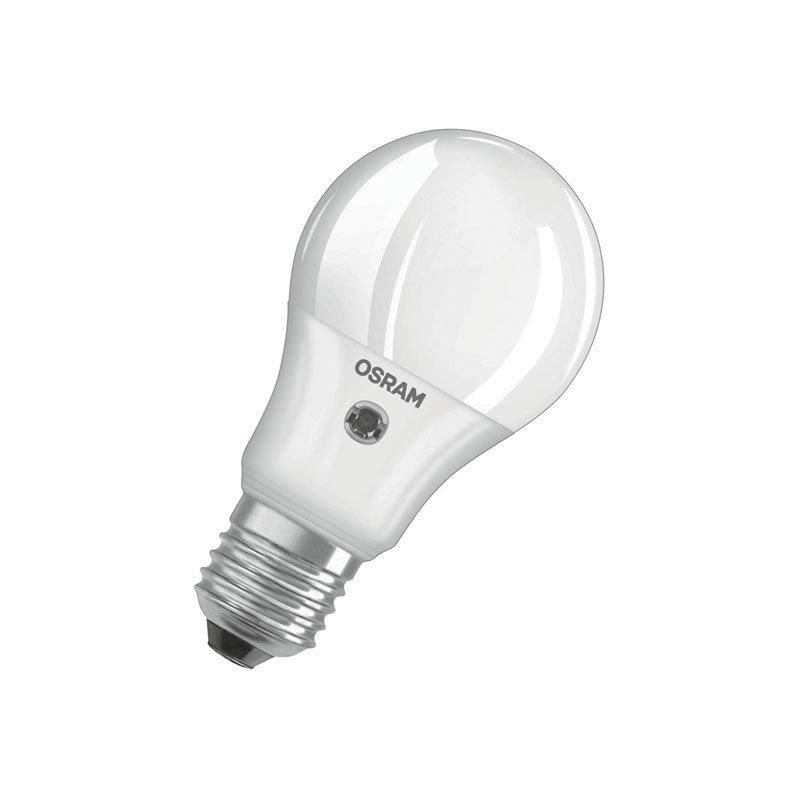 LED-pærer med lyssensor E27